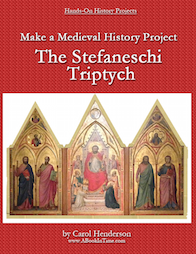 Make a Medieval History Project: The Stefaneschi Triptych