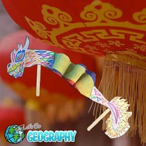 Geography Craft for Kids, China