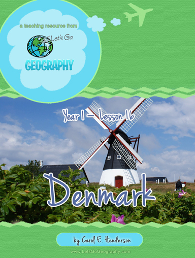 Let's Go Geography - Denmark