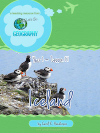 Geography for Kids, Iceland