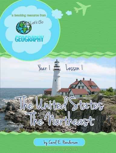 Let's Go Geography - The US, the Northeast