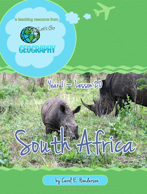 Let's Go Geography - South Africa