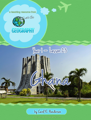 Let's Go Geography - Ghana