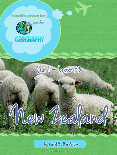 Let's Go Geography - New Zealand