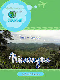 Geography for Kids, Nicaragua