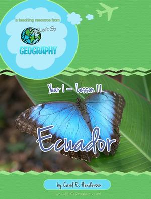 Let's Go Geography - Ecuador