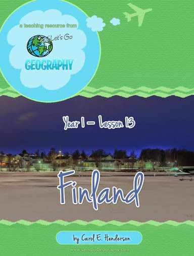 Let's Go Geography - Finland