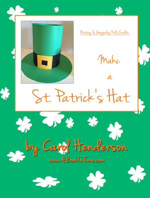 World History Kids Craft: St. Patricks Day Hat