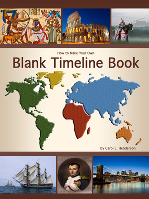Make Your Own Blank Timeline Book