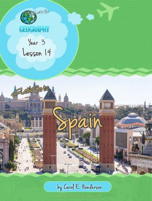 Geography for Kids, Country Study: Spain