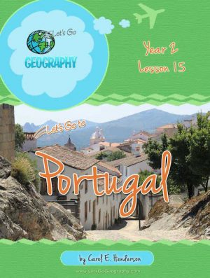 Let's Go Geography Country Unit Study Portugal