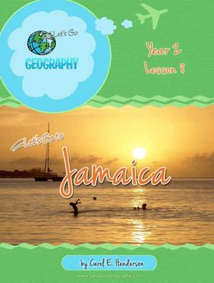 Let's Go Geography Country Unit Study Jamaica