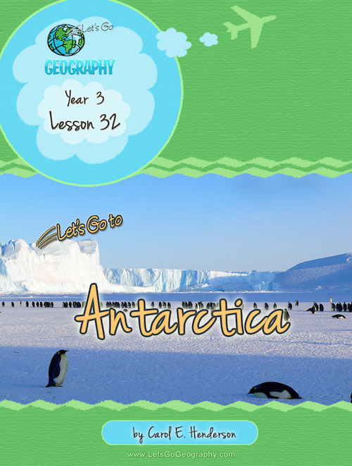 Antarctica for Kids with Let's Go Geography